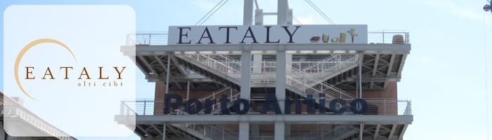 Eataly alti cibi - Genova