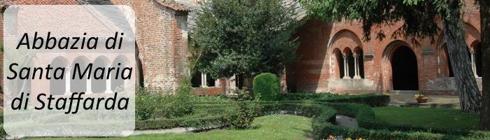 Abbazia di Santa Maria di Staffarda - Revello (CN)